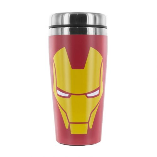[팔라돈] 아이언맨 텀블러 (Iron Man Travel Mug) PP2981MA [Paladone]