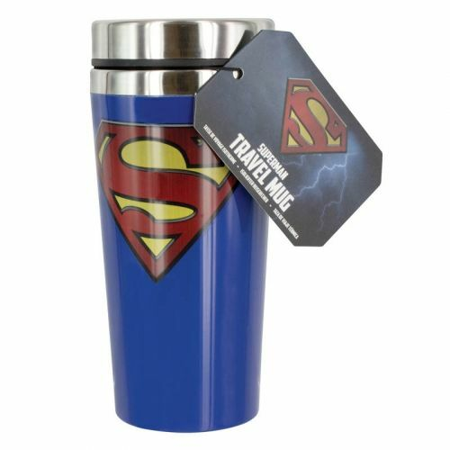 [팔라돈] 슈퍼맨 텀블러 (Superman Travel Mug) PP2901SM [Paladone]