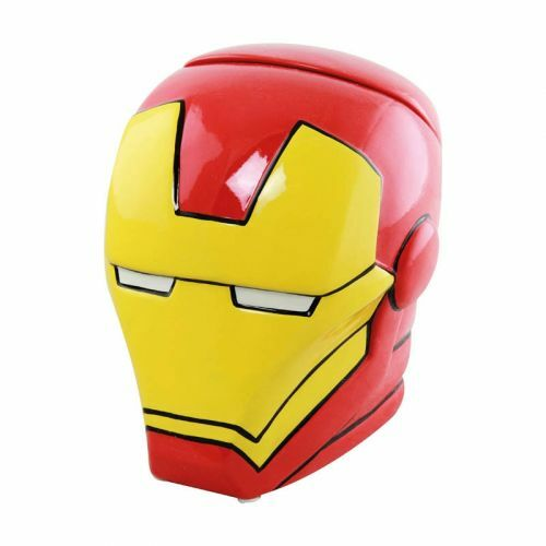 [팔라돈] 아이언맨 쿠키통 (Iron Man Cookie Jar) PP2983MA [Paladone]