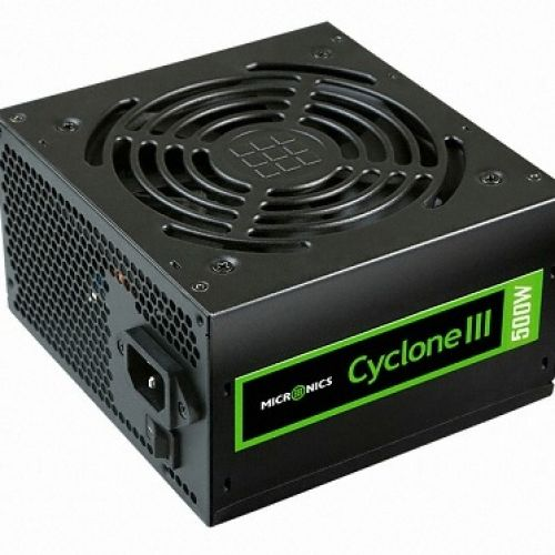 마이크로닉스 Cyclone III 500W After Cooling