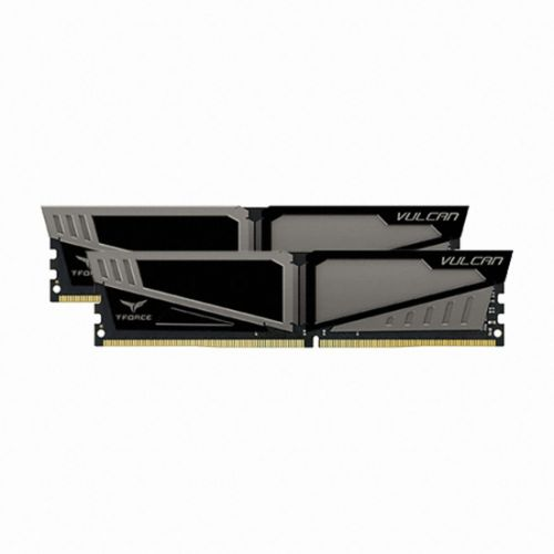TeamGroup T-Force DDR4 32G PC4-21300 CL15 VULCAN Gray (16Gx2)