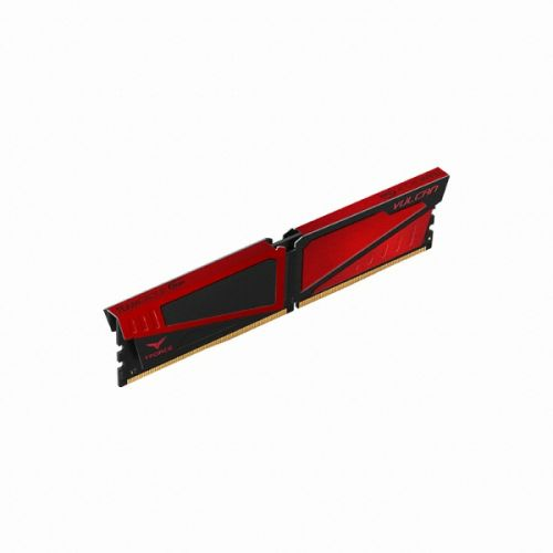 TeamGroup T-Force DDR4 4G PC4-19200 CL14 VULCAN Red