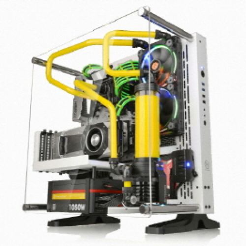 써멀테이크 Core P3 SE Snow Edition - Mid Tower Chassis