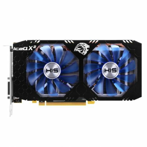 HIS Radeon RX590 IceQ X2 OC D5 8GB [할인적용 특가상품]