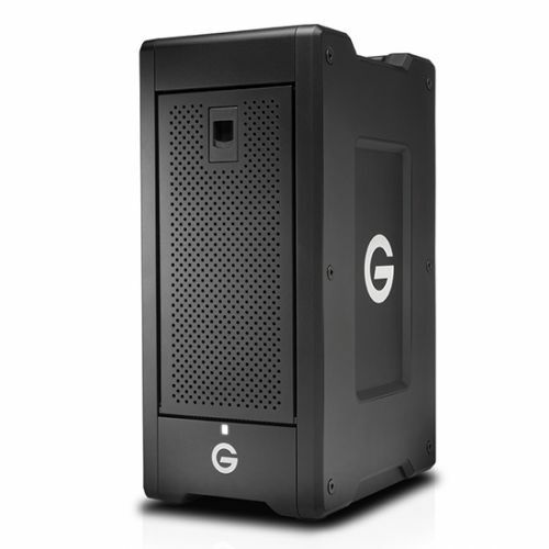 [ 지테크놀로지 ] G-SPEED  Shuttle XL Thunderbolt 3 96TB 외장하드 [ G-Technology ]