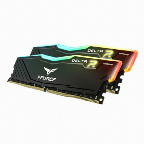 T-Force DDR4 16G PC4-24000 CL16 Delta RGB (8Gx2)