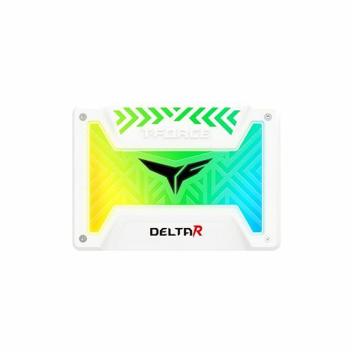 T-Force DELTA R RGB (500GB) 화이트
