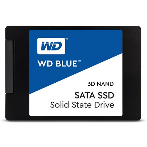 [Western Digital] WD Blue 3D SSD 500GB SSD하드 2.5 하드디스크