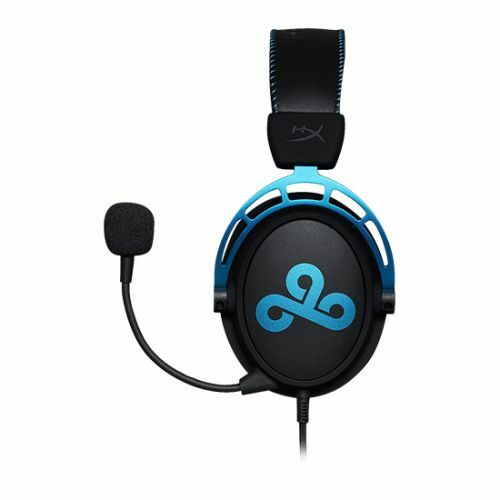 [하이퍼X] Cloud Alpha 게이밍 헤드셋 Cloud 9 edition HX-HSCAC9-BL [HyperX]